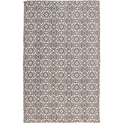 Armagh Brown/Beige Area Rug Rug Size: 5 x 8