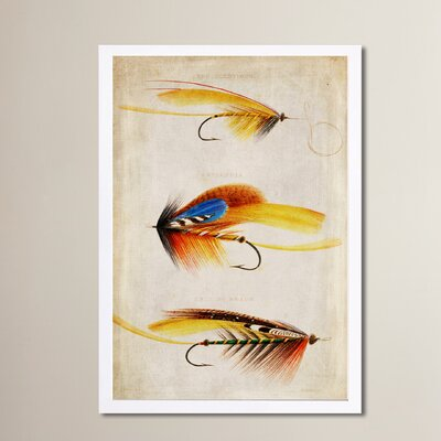 Goldfinch Framed Graphic Art