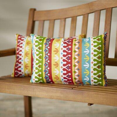 Khaldoun Outdoor Lumbar Pillow
