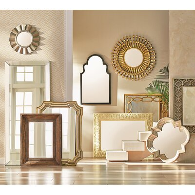 Sawtelle Rectangle Wall Mirror