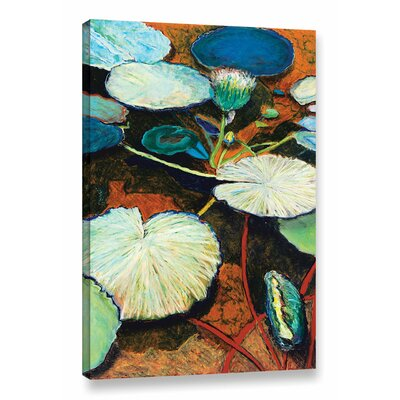 Gentle Shadows Painting Print on Wrapped Canvas Size: 10