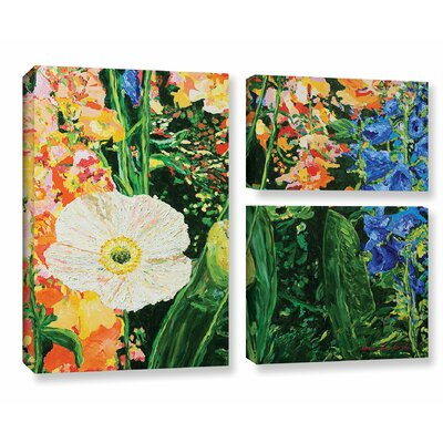 Only Pick the Best 3 Piece Painting Print on Wrapped Canvas Set
