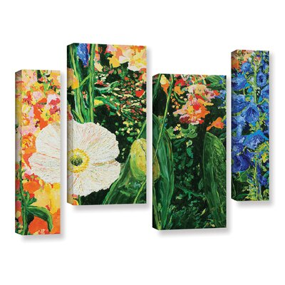 Only Pick the Best 4 Piece Painting Print on Wrapped Canvas Set