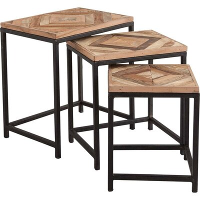 Courtyard 3 Piece Nesting Tables