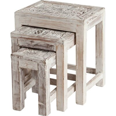 Clarendon 3 Piece Nesting Tables