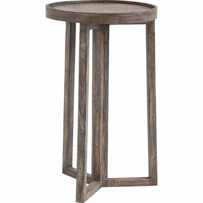 Catherine End Table Finish: Brown