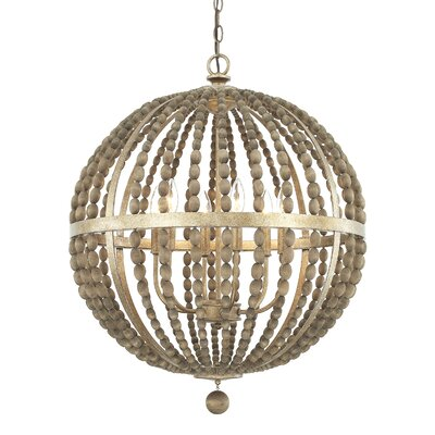 Athol 6-Light Globe Pendant