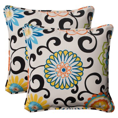 Tanan Indoor/Outdoor Throw Pillow