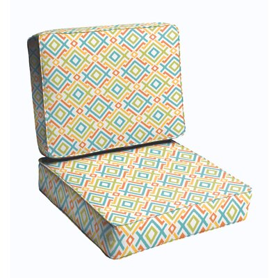 Terneuzen Outdoor Chair Cushion