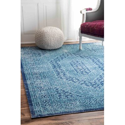 Shauna Rug in Blue