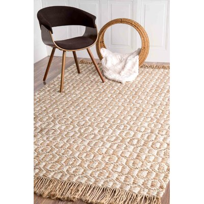 Quartier Orange Area Rug Rug Size: Rectangle 76 x 96