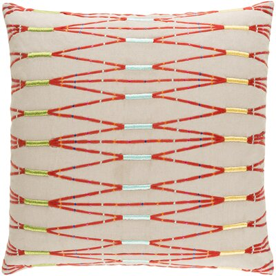 Chopra Cotton Throw Pillow