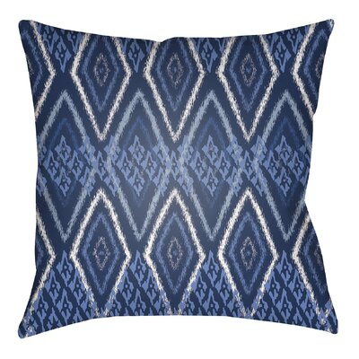 Chute Indoor/Outdoor Throw Pillow Size: 20