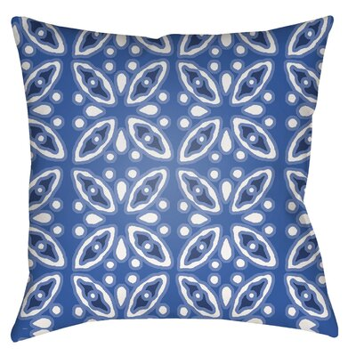 Chyna Indoor/Outdoor Throw Pillow Size: 18