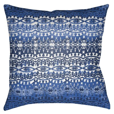 Cierra Indoor/Outdoor Throw Pillow Size: 18 H x 18 W x 4 D