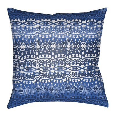 Cierra Indoor/Outdoor Throw Pillow Size: 20 H x 20 W x 4 D