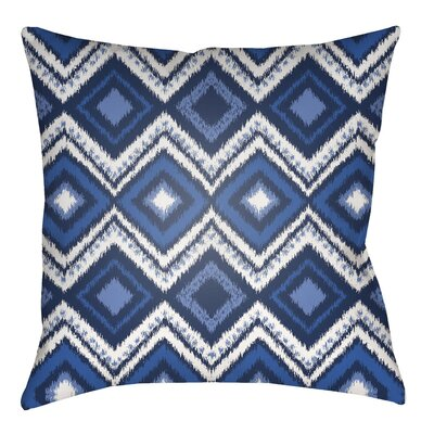 Clinton Indoor/Outdoor Throw Pillow Size: 18 H x 18 W x 4 D