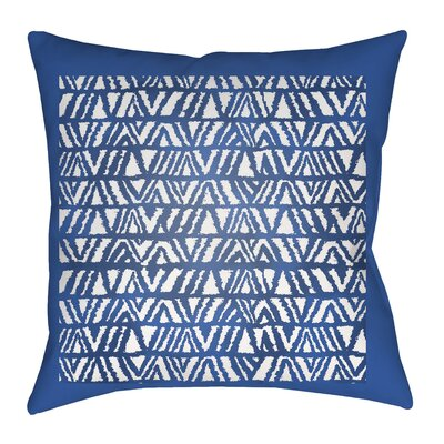 Hopkins Indoor/Outdoor Throw Pillow Size: 18 H x 18 W x 4 D