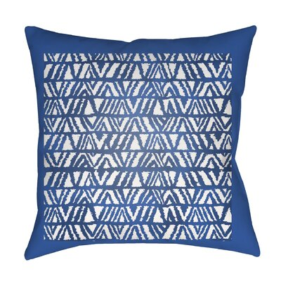 Hopkins Indoor/Outdoor Throw Pillow Size: 20 H x 20 W x 4 D