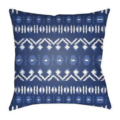 Hayes Indoor/Outdoor Throw Pillow Size: 18 H x 18 W x 4 D