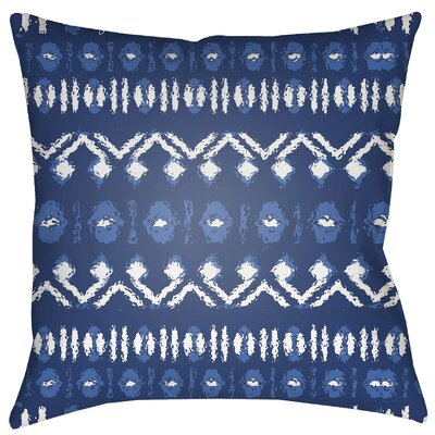 Hayes Indoor/Outdoor Throw Pillow Size: 20 H x 20 W x 4 D