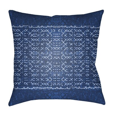 Gallagher Indoor/Outdoor Throw Pillow Size: 18 H x 18 W x 4 D