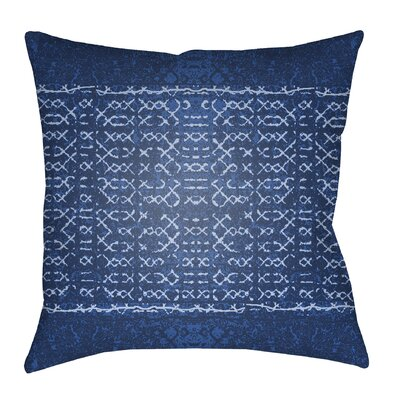 Gallagher Indoor/Outdoor Throw Pillow Size: 20 H x 20 W x 4 D