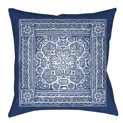 Costa Indoor/Outdoor Throw Pillow Size: 18 H x 18 W x 4 D