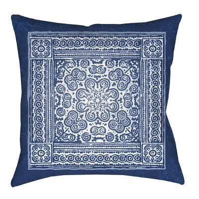 Costa Indoor/Outdoor Throw Pillow Size: 20 H x 20 W x 4 D