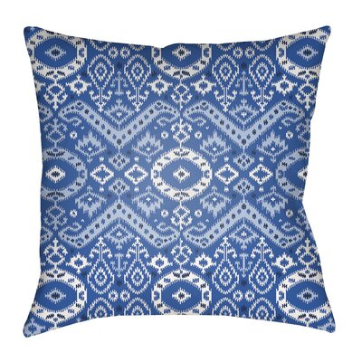 Daksh Indoor/Outdoor Throw Pillow Size: 18 H x 18 W x 4 D