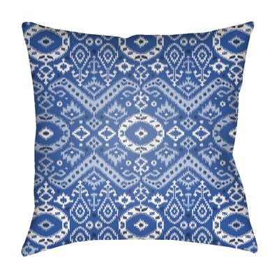 Daksh Indoor/Outdoor Throw Pillow Size: 20 H x 20 W x 4 D