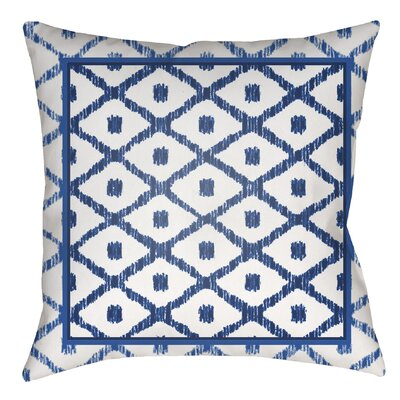 Damaris Indoor/Outdoor Throw Pillow Size: 20 H x 20 W x 4 D