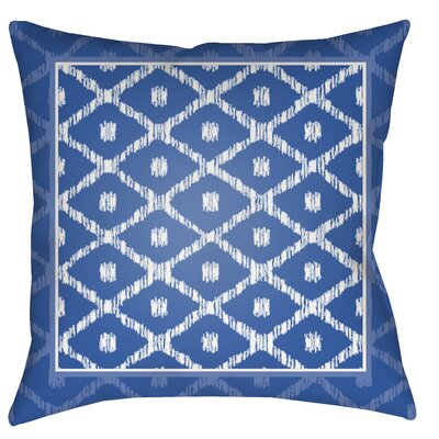 Idina Indoor/Outdoor Throw Pillow Size: 18 H x 18 W x 4 D