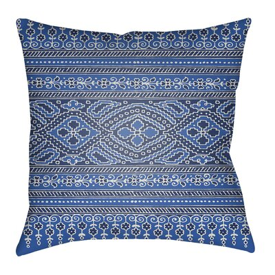 Inab Indoor/Outdoor Throw Pillow Size: 18 H x 18 W x 4 D