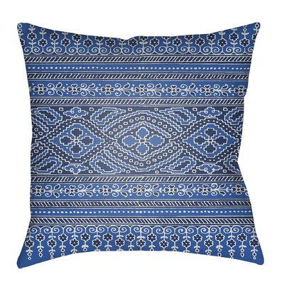 Inab Indoor/Outdoor Throw Pillow Size: 20 H x 20 W x 4 D