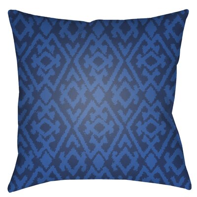 Deasia Indoor/Outdoor Throw Pillow Size: 18 H x 18 W x 4 D