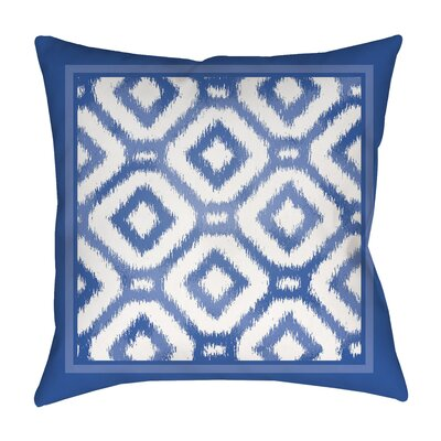 Deepika Indoor/Outdoor Throw Pillow Size: 18 H x 18 W x 4 D