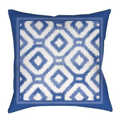Deepika Indoor/Outdoor Throw Pillow Size: 20 H x 20 W x 4 D
