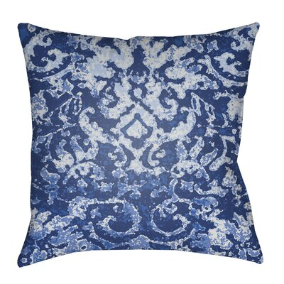 Delhi Indoor/Outdoor Throw Pillow Size: 18 H x 18 W x 4 D