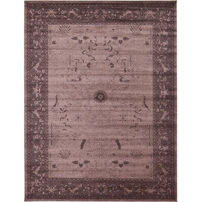 Imperial Dark Brown Area Rug Rug Size: 10 x 13