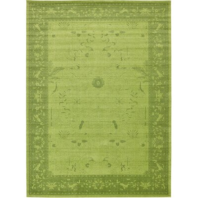 Imperial Light Green Area Rug