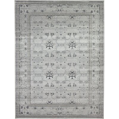 Imperial Grey Area Rug