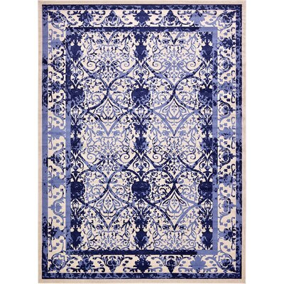 Imperial Blue Area Rug Rug Size: 13' x 18'