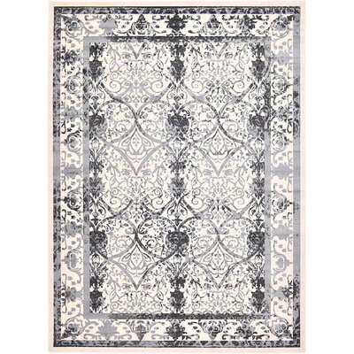 Imperial Ivory Area Rug Rug Size: 13 x 18