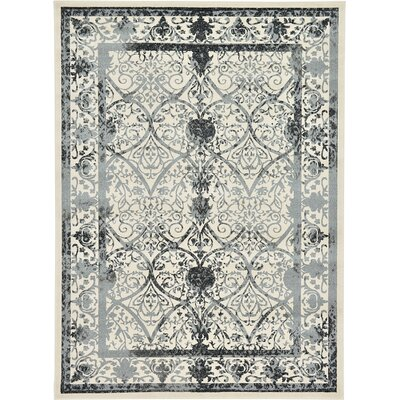 Imperial Ivory Area Rug Rug Size: 8 x 11