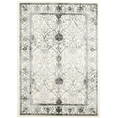 Imperial Ivory Area Rug Rug Size: 7 x 10