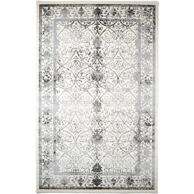 Imperial Ivory Area Rug Rug Size: 10 x 16