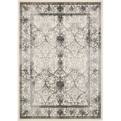 Imperial Ivory Area Rug Rug Size: 10 x 14