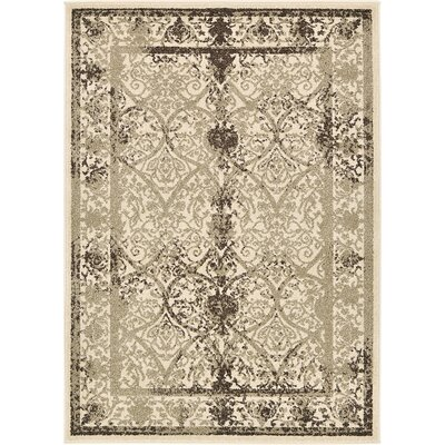 Rayden Beige Turkish Area Rug