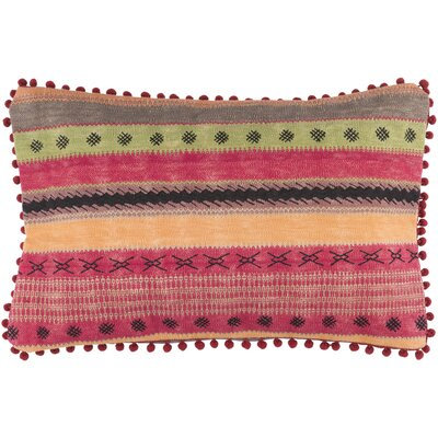Fressia 100% Cotton Lumbar Pillow Cover